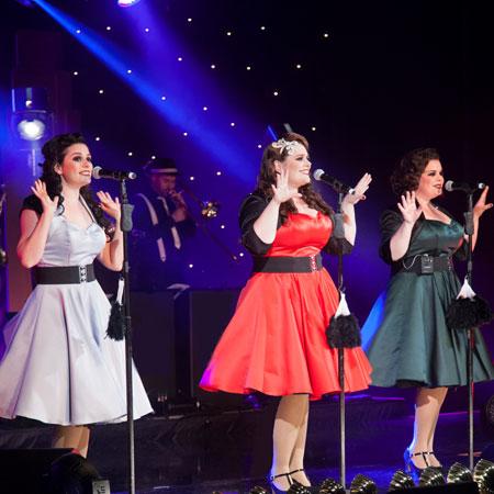 Vernon Sisters - Swing Sisters