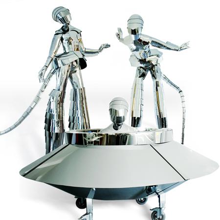 Dulce Compania - Mirror Aliens