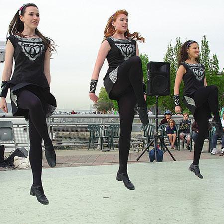 Niall O'Leary Irish Dance Troupe