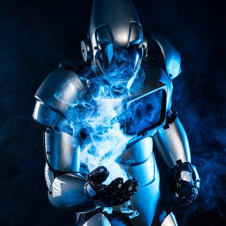 Diego Voltini - I-Robot