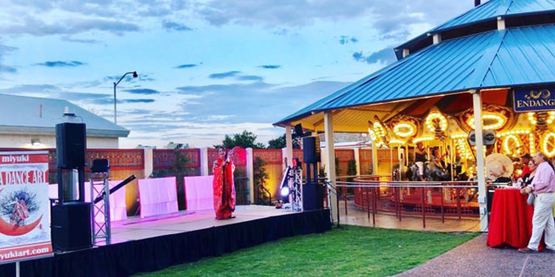 El Paso Zoo Opens Gateway To Asia