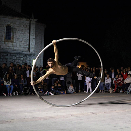David Vento - Contemporary Dancer