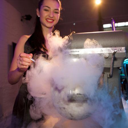 Ice Angels - Ice Cream Nitrogen Bar