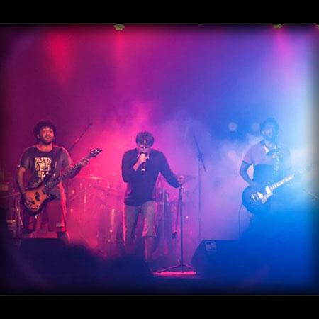 Jhanu - Tamil Rock Band