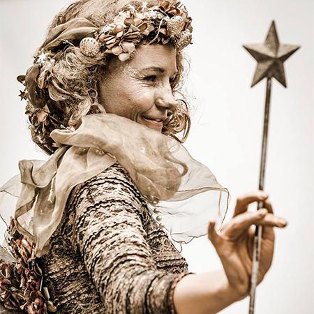 Fairywork - The Golden Fairy