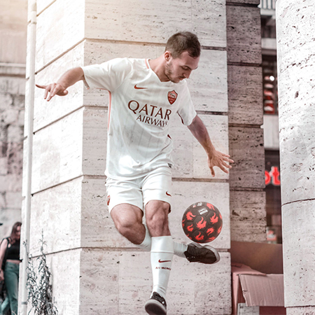 Davide - Football Freestyling