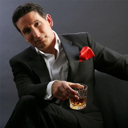 Kevin Fitzsimmons - Rat Pack Singer