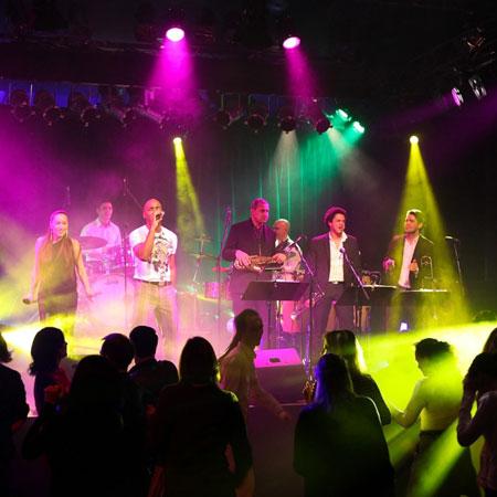Craig Lees & Band