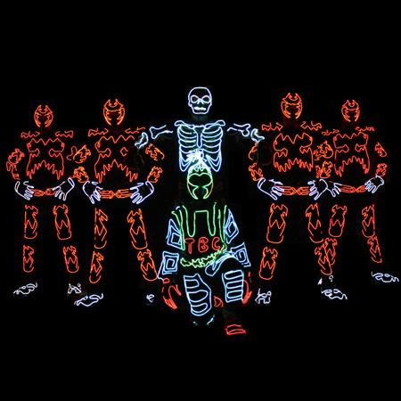 Tron Boy's Crew