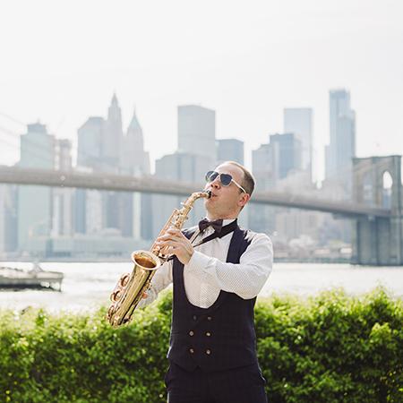 Nick York - Saxophone Player