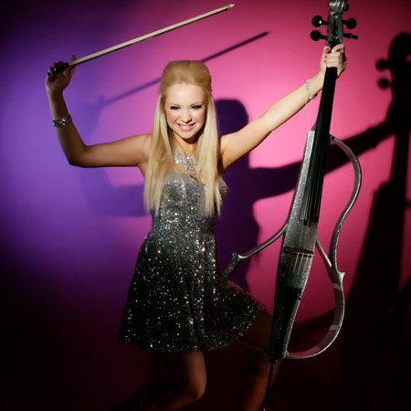 Lizzy May - Electric Cello Show