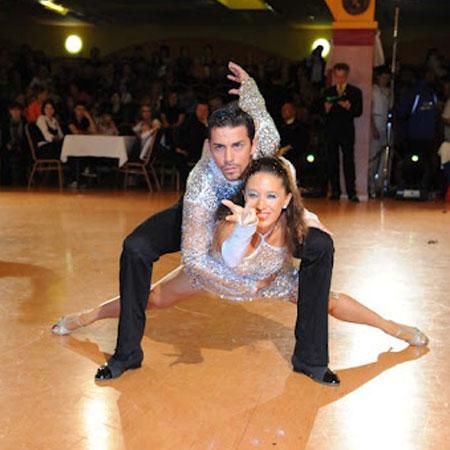 Marisa Cano and Niko Valiente