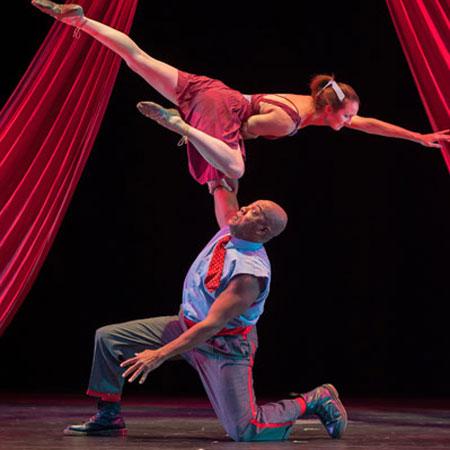 Ruckus Circus - Nimble Arts