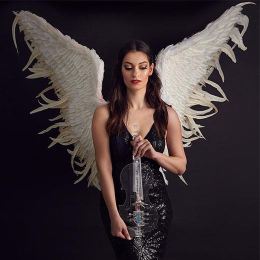 Lia - Winged Violinist