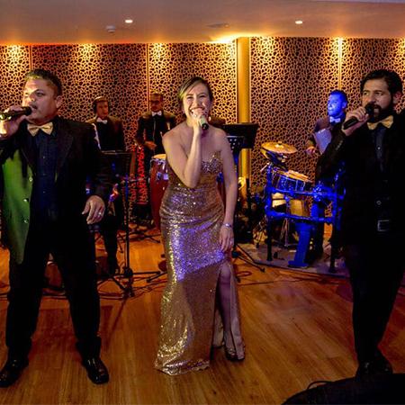 Orquesta Internacional Los Rivales Nueva Generacion