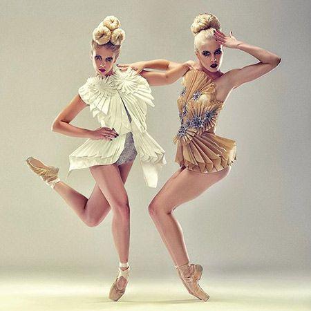The Botha Sisters - Dance & Arial Duo