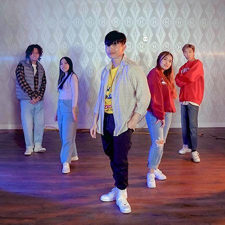 Apricity - Virtual K-pop dance workshops
