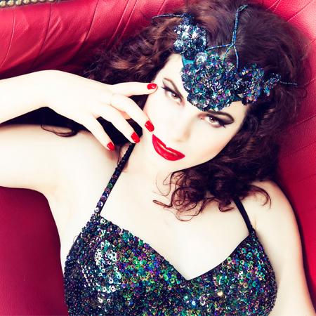 Evita Mansfield - Spanish Burlesque