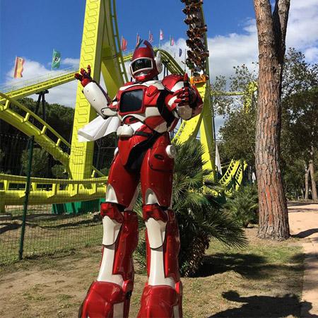 PANNA - Robot