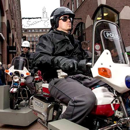 Actic - Kiddy Ride Police Patrol