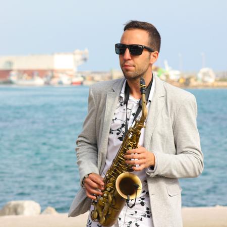 Anthony Jimenez Sax