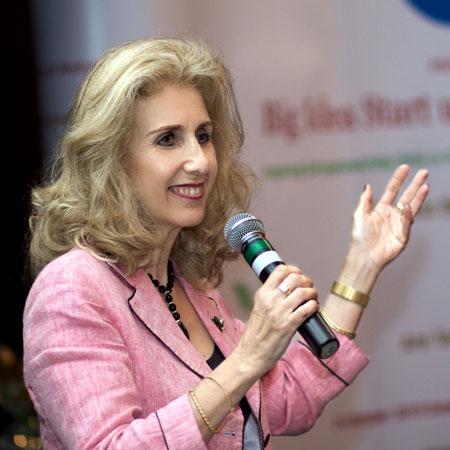 Carole Spiers - Motivational Speaker