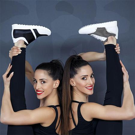 Elena & Fenia Tsikitou - Acro Dance Twins