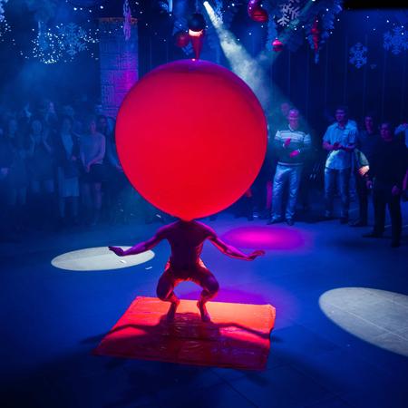 Aleksandr Ostrovskyi - Man Ball