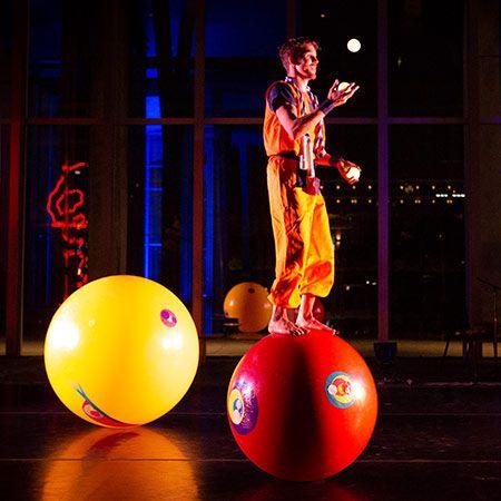 The Circusball Ninja - Balance Ball