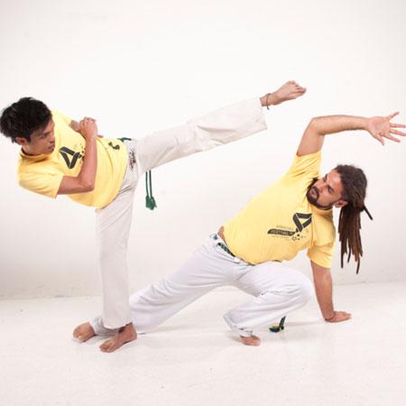 Bantus Capoeira Singapore - Capoeira Show