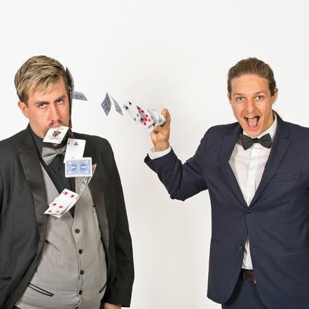 Jason and Jayson, The Coast Magicians
