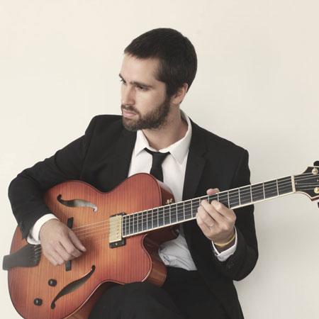 Marcos Fagundes Jazz Guitar