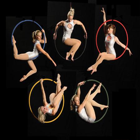 Viva Aerial Dance - Aerial Acrobatics Show