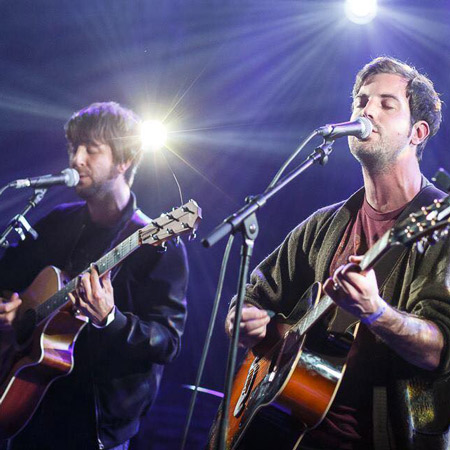 The Jacaranda Folk Explosion - Acoustic Duo