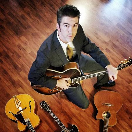 Kevin Van Sant - Jazz Guitarist
