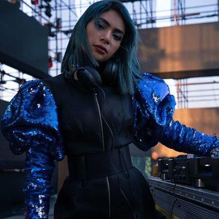Cosmixcatx - Female DJ