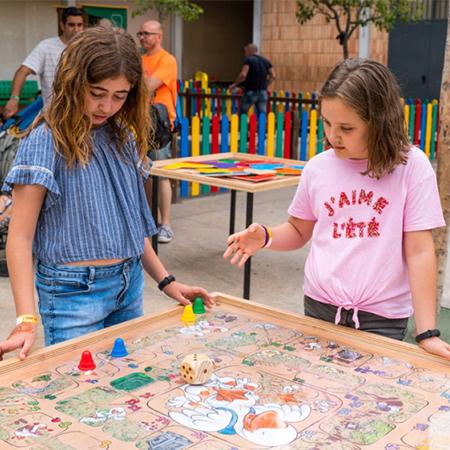 Plus Arts - Children's Activities