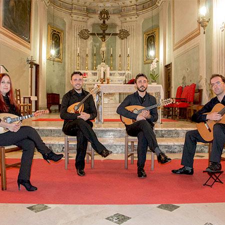 Improvviso Quartet
