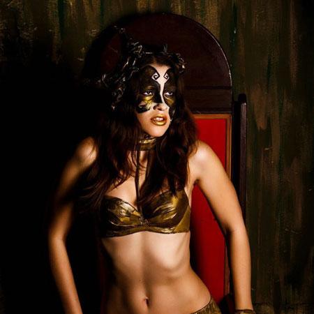Amaya Shadow - Belly Dancer