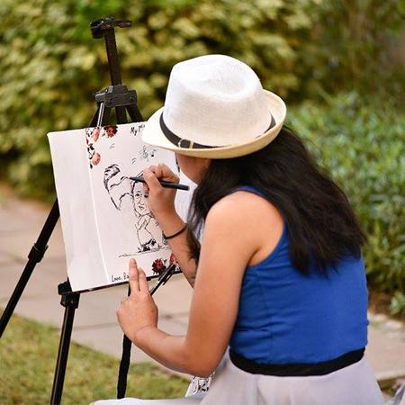 Caitriona - Female Fashion Illustrator