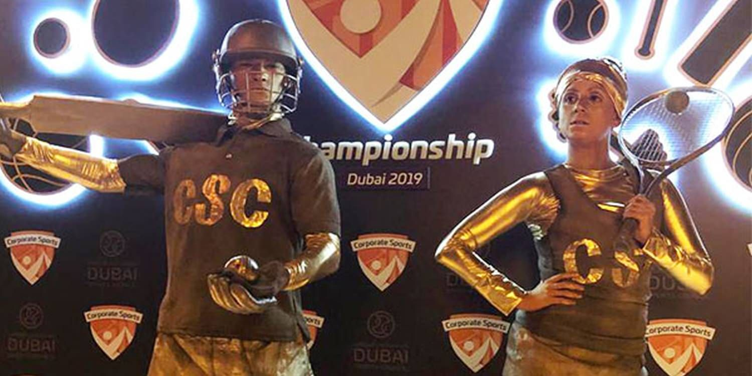 Corporate Sports Championship Dubai Swings Into Action With Bespoke Sports Entertainment