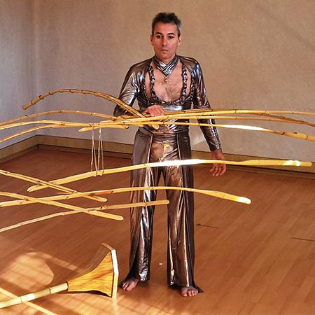 Veselka and Nedyalko - Balance Act with Sticks (sanddorn balance)