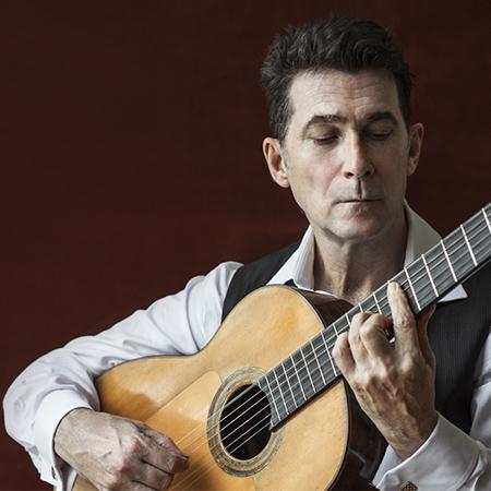 Clark Berger - Spanish Acoustic Guitarist