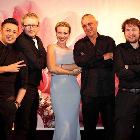 Irina Timashova - Jazz Band