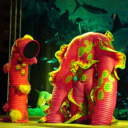 Veniamin Shows - Sea Slinky