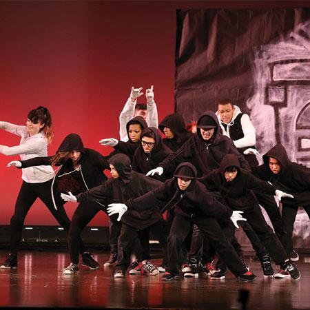 J & J Hip Hop Dance Company