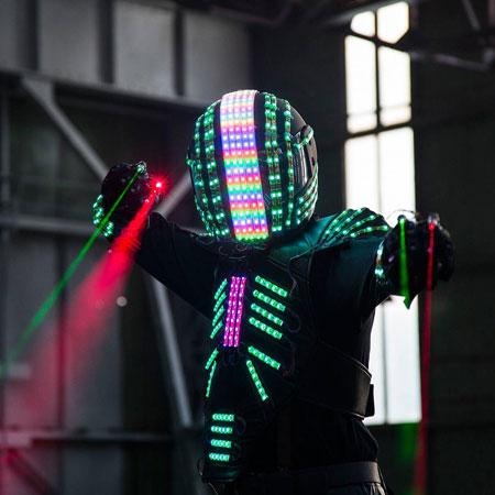 Showbotic LED Robot