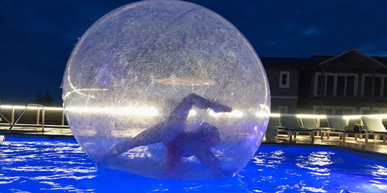 Adding A Splash Of Luxury At Hamptons' Beach Club
