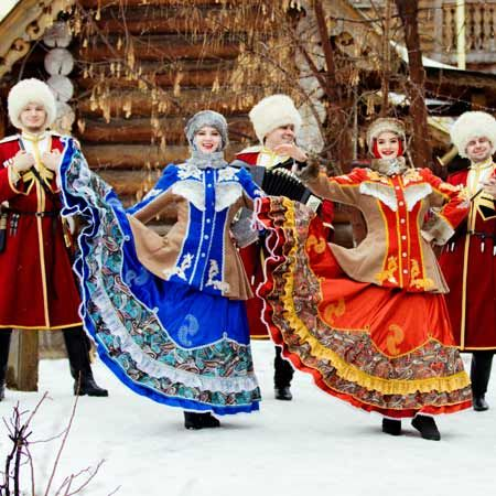 Lubo-Milo - Russian Festive Song and Dance