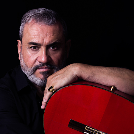 Javier Cervantes - Spanish guitarist & singer